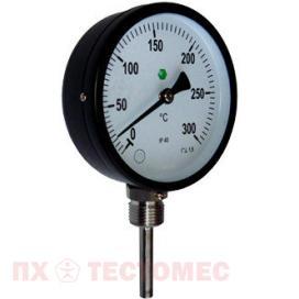 Термометр D100мм/L50мм-Р-ОСНОВА Т.3 фото 1