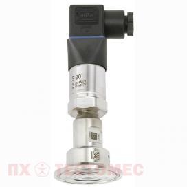 Высококачественный датчик давления с мембранным разделителем DSS22T фото 1