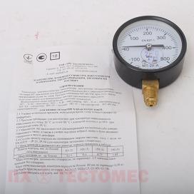 Мановакуумметр МТ-2У-А  от -100 до 500 кПа - фото