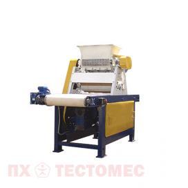 Фото машины для формовки сухарных плит МСП-2Р