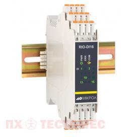 Модуль дискретного ввода RIO-DI16