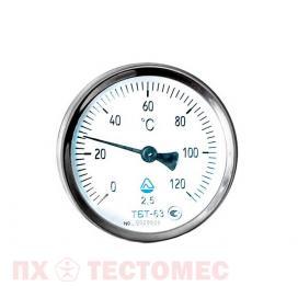 Фото термометра биметаллического ТБТ