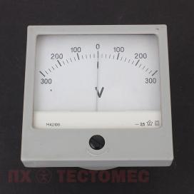 Вольтметр щитовой М42100 - фото 1
