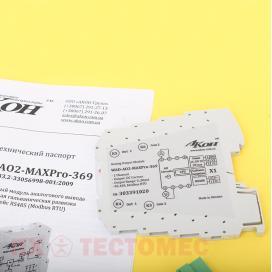 Модули аналогового вывода WAD-AO2-MAXPro фото 1