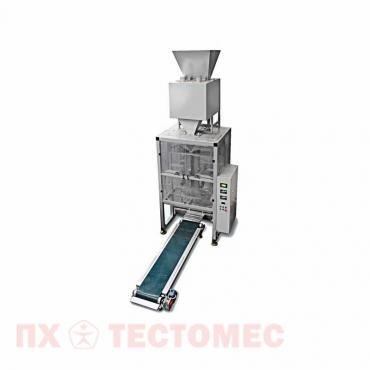 Автомат для упаковки пеллет в полиэтиленовые пакеты фото 1