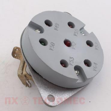Блок сигнализации ПИЖЦ.656111.178 для КРУВ-6 - фото