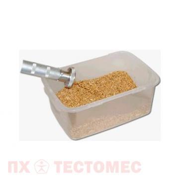 Фото емкости для хранения зерна из полимера КХОЗ