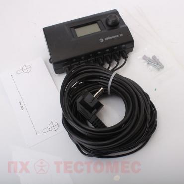 Euroster 12 многофункциональный погодозависимый контроллер - фото №1