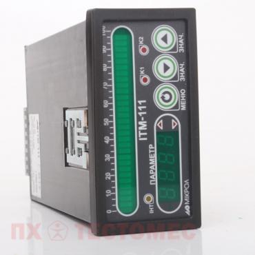 ИТМ-111(В) индикатор с дискретными выходами - фото №1