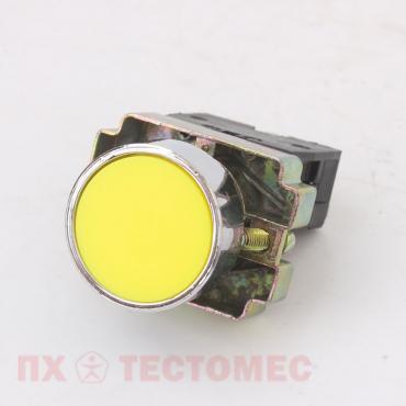 XB2-BA51 кнопка «Старт» желтая - фото 1