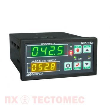 Микропроцессорный регулятор МИК-112