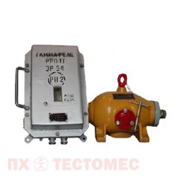 Радиоизотопные релейные приборы РРП-1Т