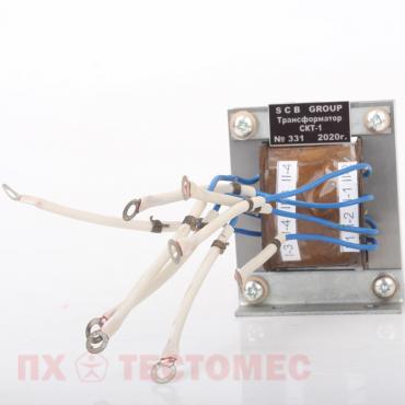 СКТ-1 трансформатор контрольный стрелочный с естественным охлаждением - фото №1