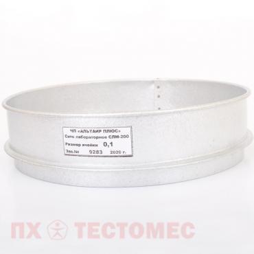 СЛМ-200 сито лабораторное - фото №1