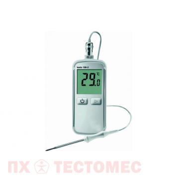 Фото термометра testo 108-2